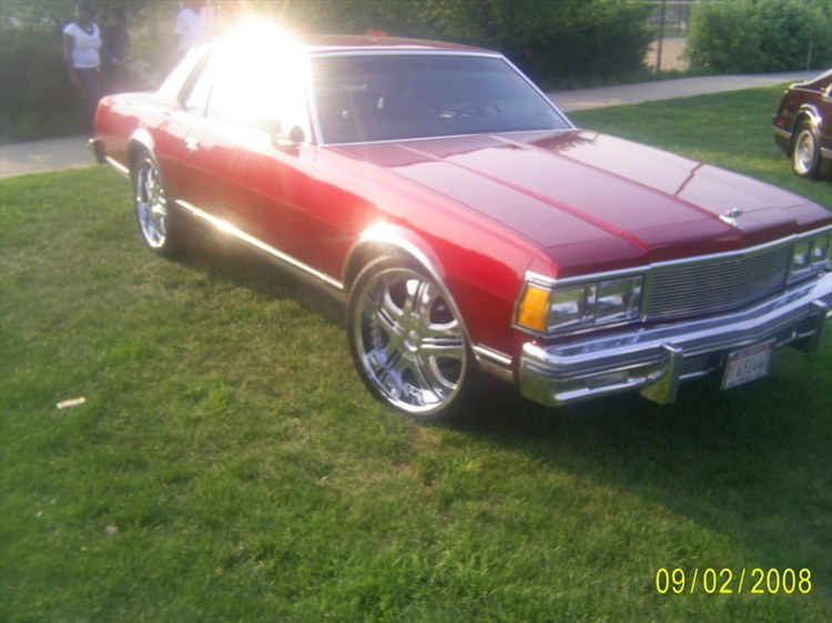 Another 309whipz 1985 Chevrolet Caprice post... - 8983940