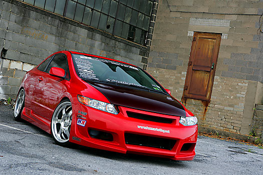 New Body Kits Front Ends Fg2 Only 8th Generation Honda