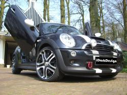 iDarkDesign 2005 MINI Cooper