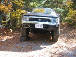 71stringray427s 1992 Toyota 4Runner