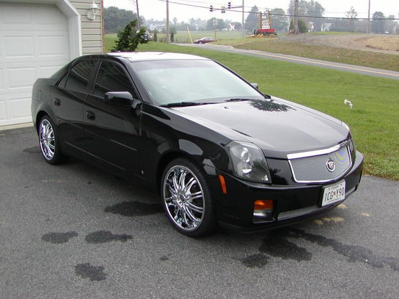 ctslover27 2006 cadillac cts specs photos modification. Black Bedroom Furniture Sets. Home Design Ideas