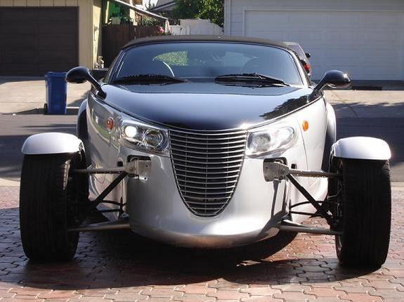 alpine9827 2001 Plymouth Prowler