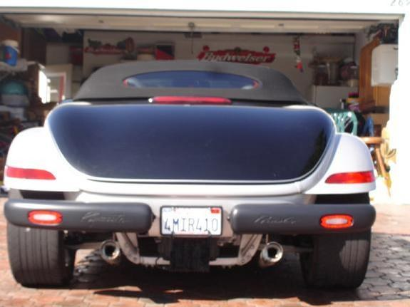 Another alpine9827 2001 Plymouth Prowler post... - 8988901