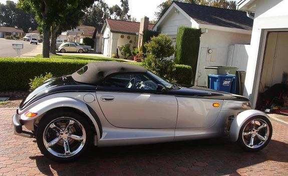 Another alpine9827 2001 Plymouth Prowler post... - 8988904