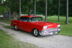 ConcreteCowboySRs 1958 Chevrolet Bel Air