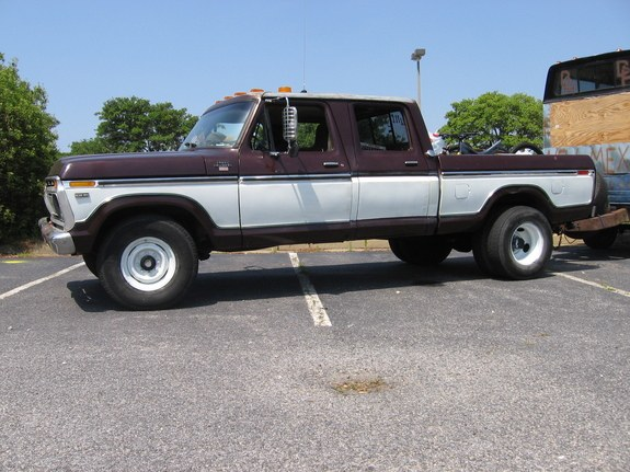 InfoFord 1979 Ford F350 Crew Cab Specs, Photos ...