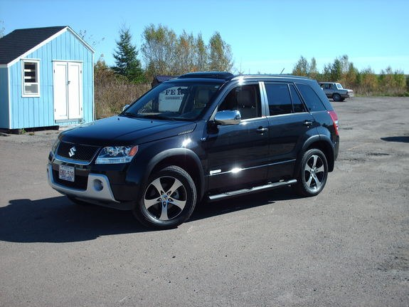 swtvitara 2006 suzuki grand vitara specs photos modification info at cardomain. Black Bedroom Furniture Sets. Home Design Ideas