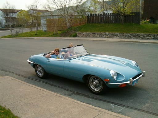 Another annapanties 1971 Jaguar XKE post... - 8997756