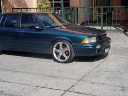 ElbertRTs 1993 Dodge Spirit