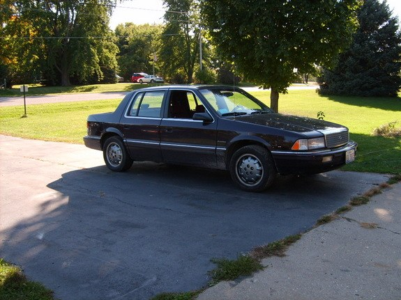 Another aenoymotors 1989 Plymouth Acclaim post... - 9734140