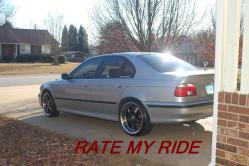 E39-Bimmer 1998 BMW 5 Series