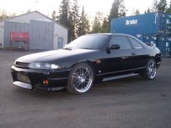 Judkes 1993 Nissan Skyline