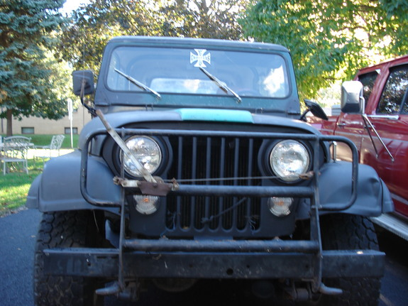 Another fireant666 1978 Jeep CJ7 post... - 8994691