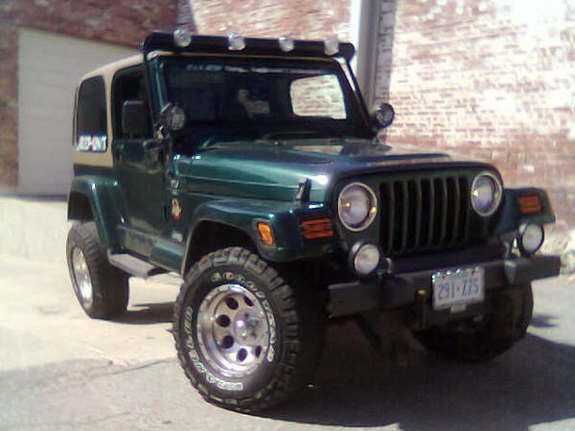 jeep-unit's 2000 Jeep TJ