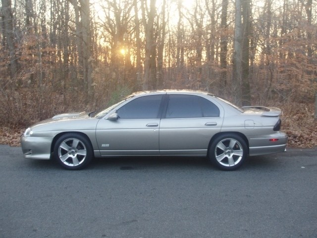 Large on Chevy Lumina Euro