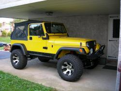 Lifted87YJ 1987 Jeep YJ