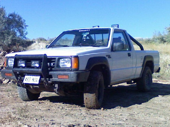 RYANWHITEY 1987 Mitsubishi Mighty Max Macro Cab Specs, Photos ...