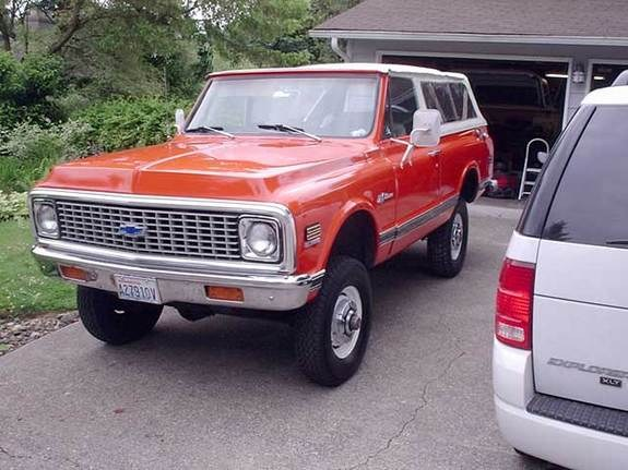 bouncytruck 1972 Chevrolet Blazer 8995733