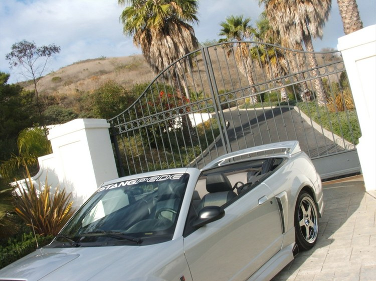 Another bloodymustang 2005 Ford Mustang post... - 8996232