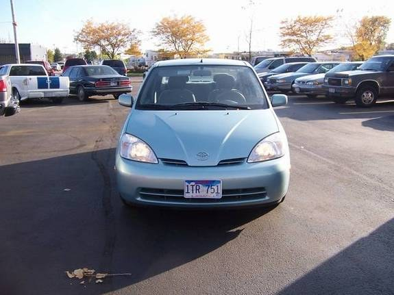 Another xcodeman 2001 Toyota Prius post... - 8996648