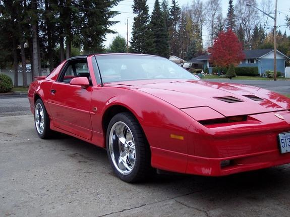 Tony89GTA's 1989 Pontiac Trans Am