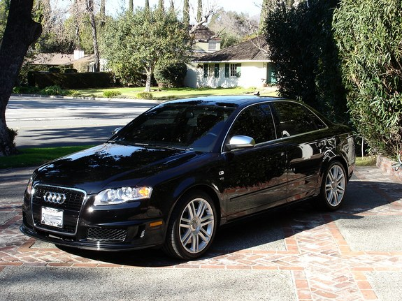 Another Bqrius Audi S Post Photo - 2007 audi s4