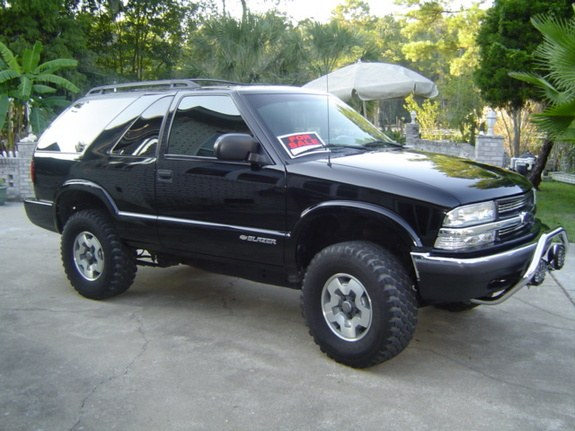 Blazerforsale 2001 Chevrolet Blazer Specs Photos
