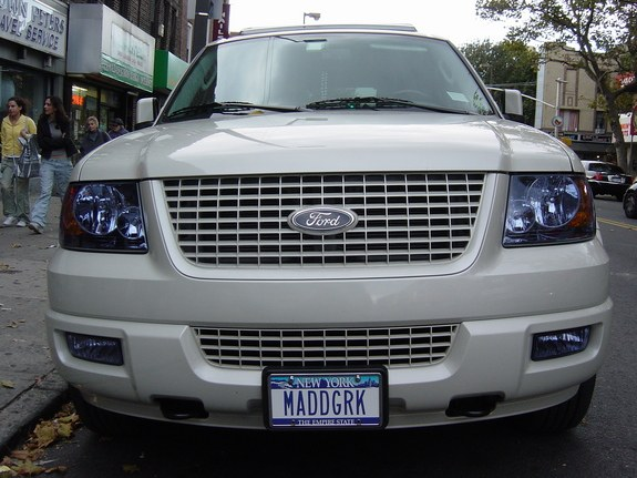 MADDGRK's 2006 Ford Expedition