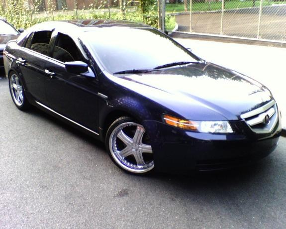 badjoe3 2005 acura tl specs photos modification info at. Black Bedroom Furniture Sets. Home Design Ideas