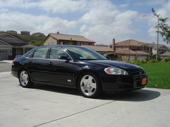 gmweir 2006 chevrolet impala specs photos modification. Black Bedroom Furniture Sets. Home Design Ideas
