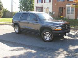 JimiTheRed 2003 Dodge Durango