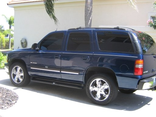 DELORSOUTH 2002 Chevrolet Tahoe