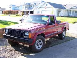 1988 Jeep Comanche Regular Cab