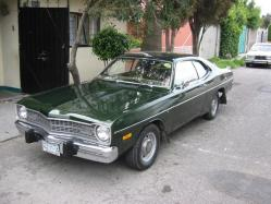 Valiant74 1974 Dodge Dart Sport