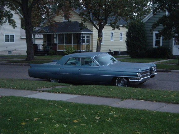 1963 Cadillac Sixty Special