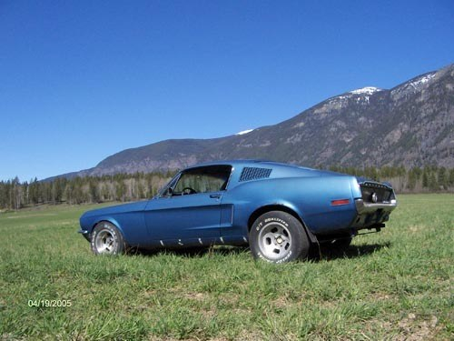 Another Hemi-Cammer 1968 Ford Mustang post... - 9008509
