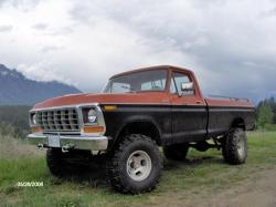 Hemi-Cammers 1978 Ford F150 Regular Cab