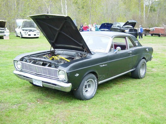 Another Hemi-Cammer 1966 Ford Falcon post... - 9008511