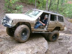 lowrange2s 1993 Jeep Cherokee