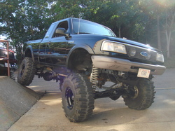 IrishBlondeK10s 1996 Ford Ranger Regular Cab