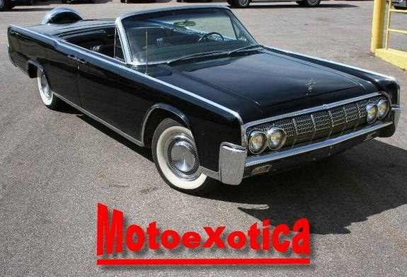 ToddEmily 1964 Lincoln Continental