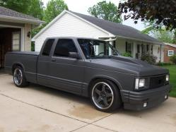 Wired_89 1992 Chevrolet S10 Regular Cab