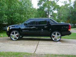 chromedepot2s 2007 Chevrolet Avalanche