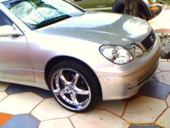 rudeboy305s 2005 Lexus GS