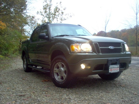 Another ImtiredOfThinkin 2004 Ford Explorer Sport Trac post... - 9017771