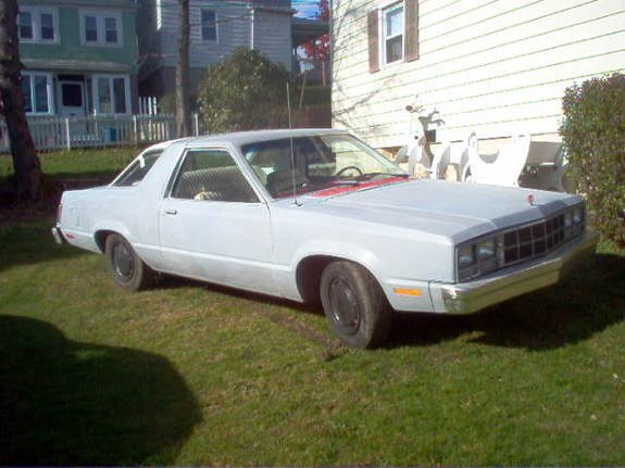 vinuneaded 1978 Ford Fairmont 9018847