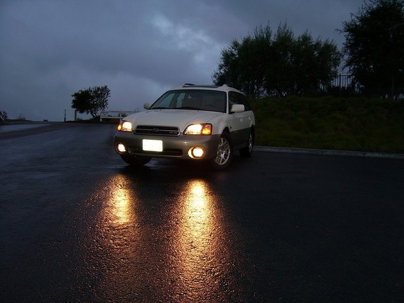 H6Power's 2001 Subaru Outback
