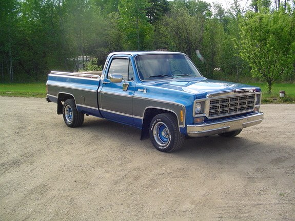Another cpearce 1978 Chevrolet Silverado 1500 Regular Cab post... - 9018664
