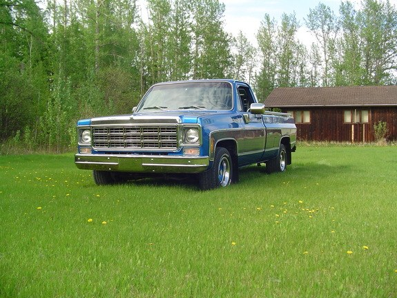 Another cpearce 1978 Chevrolet Silverado 1500 Regular Cab post... - 9018667