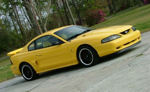 1995 Mustang Gt Alternator Wiring Diagram : Jthorn ford mustanggt premium coupe d s photo